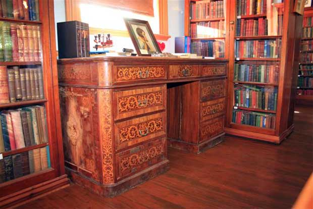 Henry Handel Richardson Writting Desk